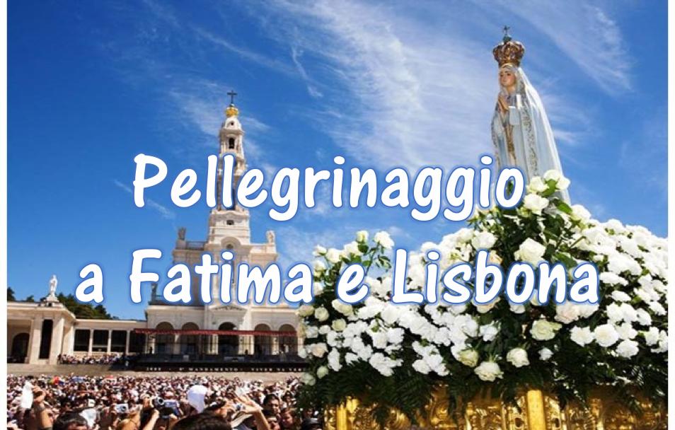 00 pellegrinaggio Fatima